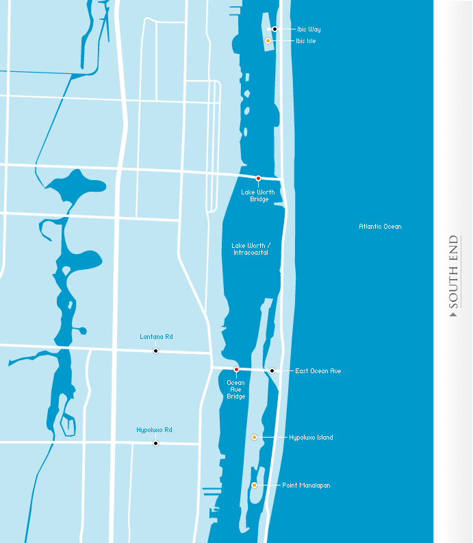 This is the Area Map for South End. Click here to view all properties in South End