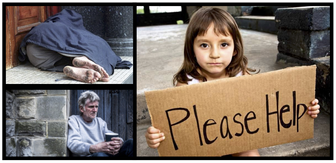 Help Us Help the Homeless