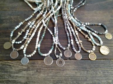 Caroline Freese jewelry collection