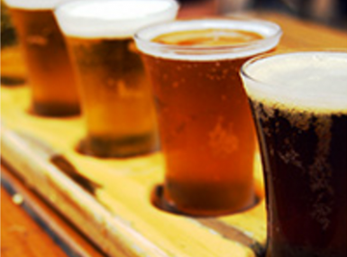 Cold, refreshing craft brews come in a variety of tones and flavors